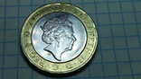 2 фунта 2016 Великобритания - 100-летие Первой мировой войны, фото №2