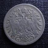 20 геллеров 1893 Австро-Венгрия   (3.2.26)~, фото №4