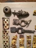 Коллекция украшений гуннской эпохи - 5 век. photo 5