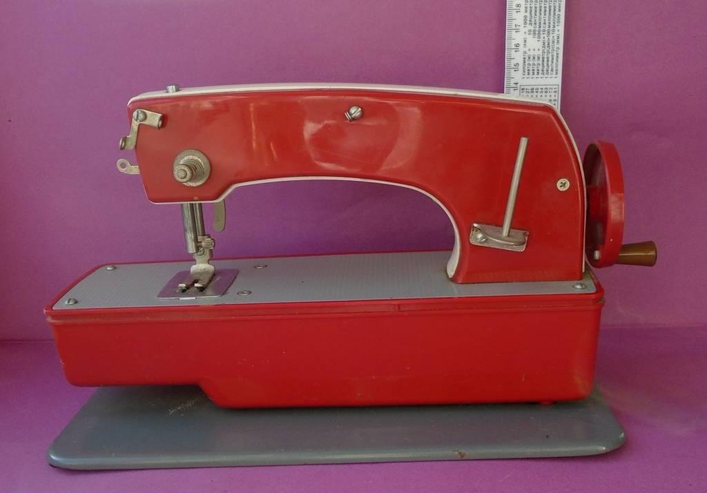 Детская швейная машинка., фото №2