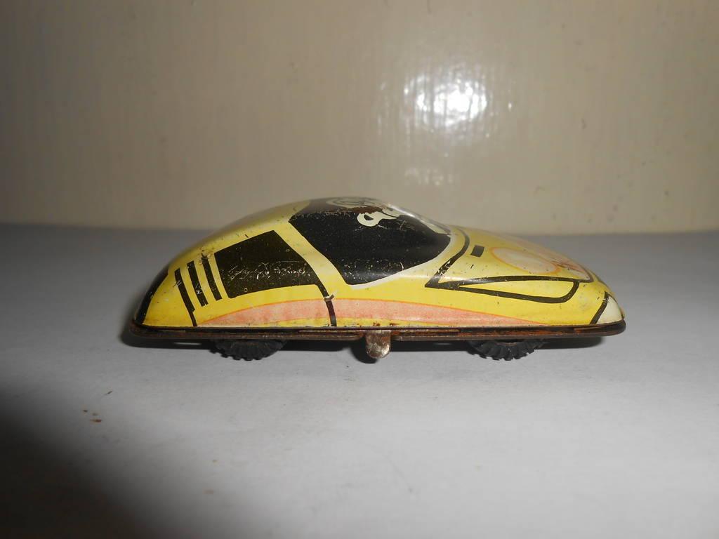 Машинка Темп Металл Детская игрушка, фото №4