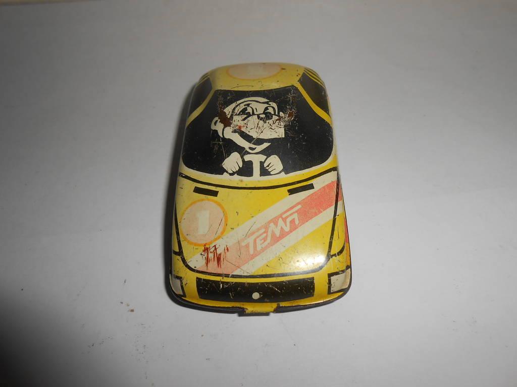 Машинка Темп Металл Детская игрушка, фото №6