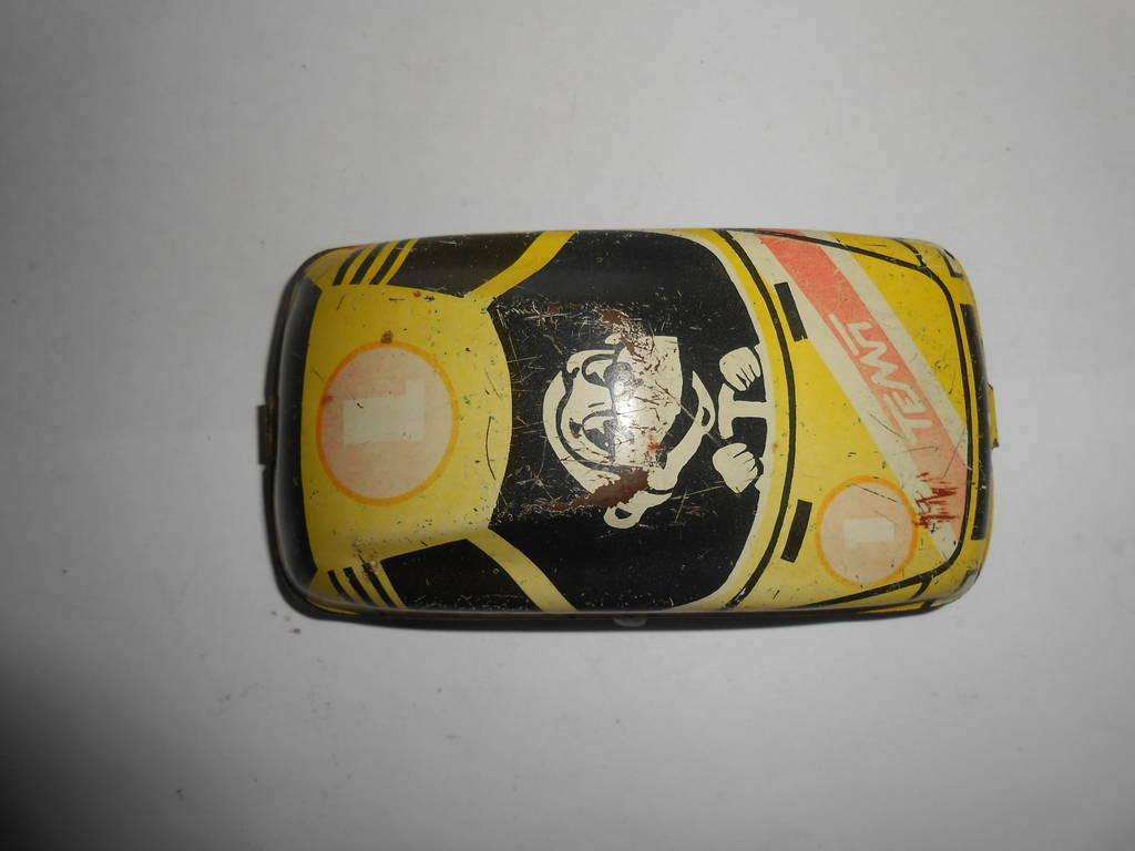 Машинка Темп Металл Детская игрушка, фото №8