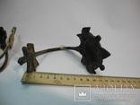 Комплект крючков бронза ( Винтаж Европа ) 4шт, фото №5