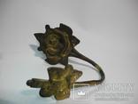 Комплект крючков бронза ( Винтаж Европа ) 4шт, фото №7