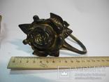 Комплект крючков бронза ( Винтаж Европа ) 4шт, фото №8