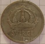 50 эре 1943 G Швеция, фото №4