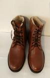 Зимние фирменные ботинки am shoe company(германия) 41 р.