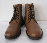 Зимние фирменные ботинки am shoe company(германия) 43 р.