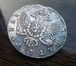 Рубль 1751 года photo 7