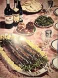 1960 Армянская Кулинария Соцреализм