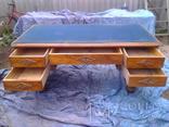 Письменный стол старый