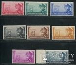1941 Итальянская Восточная Африка Гитлер и Муссолини MNH ** photo 1