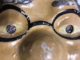 Маска Доктора Айболита. Папье-маше. Ценник. photo 8