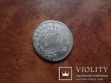 Бавария 6 крейцеров 1810 серебро (м.3.27)~, фото №3