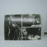 Открытка Цирк. Cirkus Alberti, фото №2