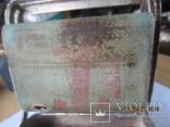 AH do Germany винтажная Машинка для самокруток с табакеркой, фото №4