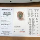 Колье и кольцо с драгоценными камнями photo 3