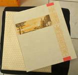Большой альбом 14 страниц негашеных марок СССР 70-80 х годов 1100 шт. (блоки)