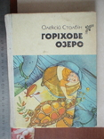 """Олексій Столбін """"Горіхове озеро"""" 1988р., фото №2"""