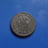 1 крейцер 1869 Бавария  серебро   (Х.3.1)~, фото №2