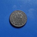 1 крейцер 1869 Бавария  серебро   (Х.3.1)~, фото №3