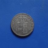 1/2 грошен 1864 Олденбург  серебро   (Х.3.3)~, фото №2