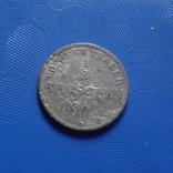 1/2 грошен 1864 Олденбург  серебро   (Х.3.3)~, фото №4