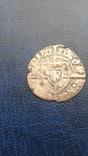 Шиллинг Тевтонский Орден 1422 - 1441 г photo 2