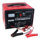 Автомобильное зарядное устройство для АКБ INTERTOOL AT-3015 photo 1
