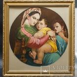 Картина Мадонна Альдобрандини. масло.