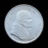 1000 Лир 1992 Иоан Павел II, Ватикан