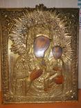 Икона Богородицы конец 19века