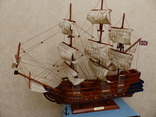 Парусник Le Soleilroyal - 1669 -
