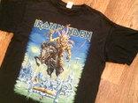 Iron Maiden - футболка