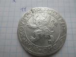 Талер 1589 Нидерланды провинция Голландия (1)
