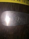 Старинные ложки серебро 1895 г