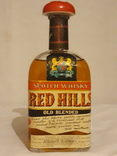 Whisky Red Hills 1970+-p 43gr s.p.a