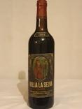Вино Villa la Selva 1969 riserva виг 8000б ном цієї 4425