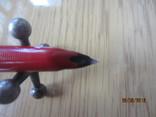 1967 Pelikan Pelikano перьевая ручка rar, фото №5