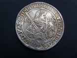 Талер 1610 р. Саксонія.