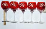 бокалы фужеры ваза стекло
