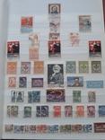 Марки ссср 1961-1965 (385 штук)