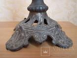 Керосиновая лампа Брюннеръ,Шнейдеръ,Дитмаръ Варшава, фото №5