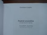 """Christia Czepko """"Podroz szwedska"""" 2008р. (польська мова), фото №4"""