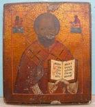 Икона Св. Николай Чудотворец.