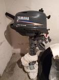 Мотор четырехтактный Ямаха 4