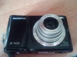Фотоаппарат Olimpus