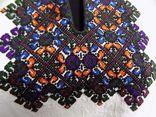 Жіноча вишиванка на домотканому полотні Старі Кути, фото №11