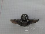 Знак ВВС США высшего командного состава, вручался до 1949 года